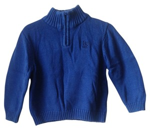 Izod Izod Toddler Sweater. Size 24 months. 100% Cotton. Blue.