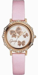 Guess Guess Women's Rose Gold Analog Watch W0302L3