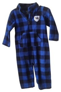 Carter's Carter's Boy's Long Sleeve Pajamas. Size 18 months. Polyester.