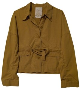 London Jean Summer Nwt New Tan Jacket