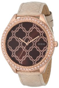 Guess Guess Women's Rose Gold Analog Watch U0579L2