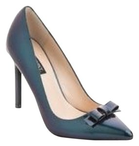Shoemint Stiletto Classic Dark teal Pumps