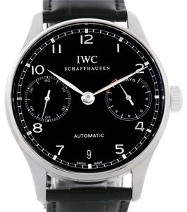 IWC IWC Portuguese Chrono 7 day Power Reserve Automatic Watch IW500109