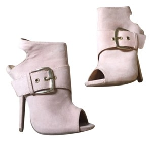 Wild Diva Pink nude Boots