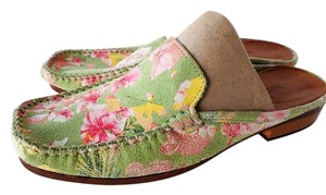 Sesto Meucci Pebble Sole Multi color Mules