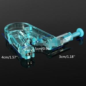 Disposable Safety Sterile Pierced Earring Gun Kit Free Shipping
