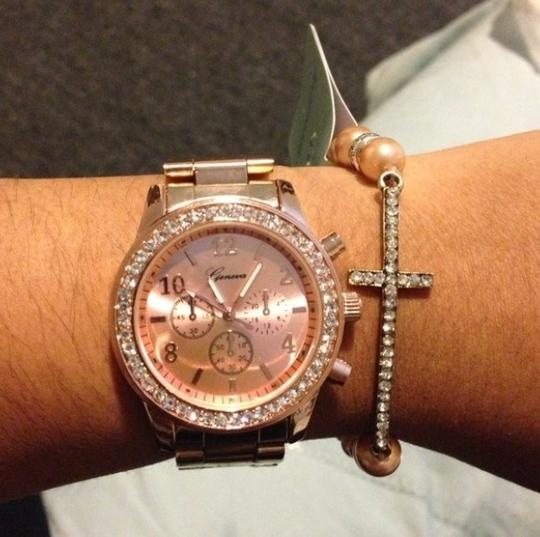 Geneva arm candy