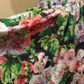 Multi Floral Mid-length Short Casual Dress Size 6 (S) Multi Floral Mid-length Short Casual Dress Size 6 (S) Image 3
