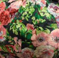 Multi Floral Mid-length Short Casual Dress Size 6 (S) Multi Floral Mid-length Short Casual Dress Size 6 (S) Image 9