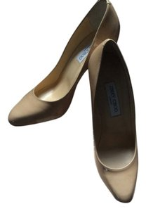 Jimmy Choo Patent leather/nude Pumps