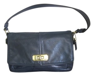 Coach Leather Elegant Summer Shoulder Bag