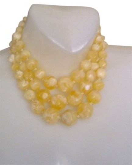 Preload https://item3.tradesy.com/images/soft-yellow-and-ivory-50-s-bead-necklace-132077-0-0.jpg?width=440&height=440