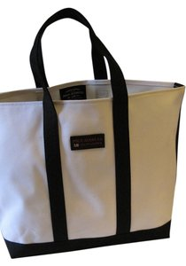 Polo Ralph Lauren Tote in Navy Blue & White