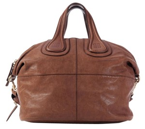 Givenchy Gv.k0208.10 Medium Brown Satchel