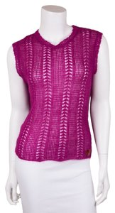 Chanel Top Fuschia