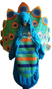Babystyle Peacock infant costume