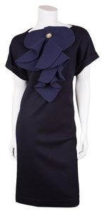 Fendi short dress Navy on Tradesy