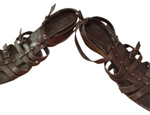 a.n.a. a new approach Brown Sandals
