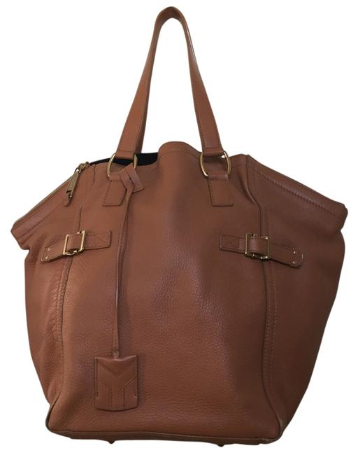 Item - Downtown Camel (Like New) Learher Tote