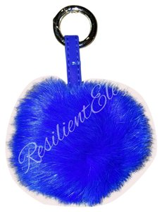 Charmed Blue Rex purse pom/ key fob