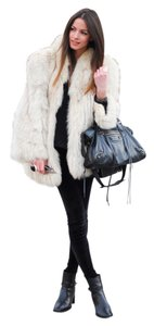 Timeless Classic Chic Vintage Fur Coat