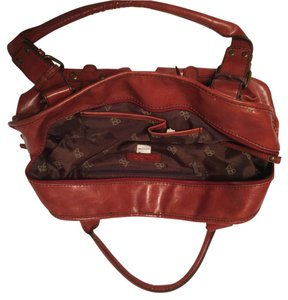 ALDO Satchel in Brown