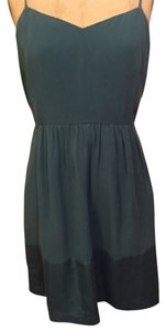 Madewell short dress Sage green on Tradesy