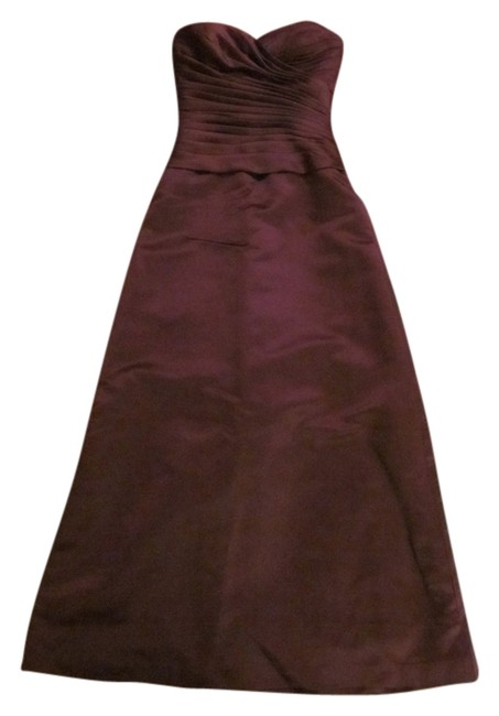 Item - Eggplant Gown Long Formal Dress Size 4 (S)