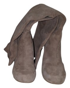 Nine West Tan Suede Boots