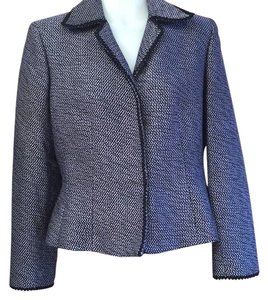 Nipon Boutique Lavender & Black Blazer