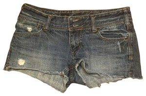 Express Mini/Short Shorts Jean