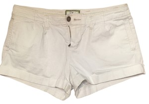 American Eagle Outfitters Mini/Short Shorts White