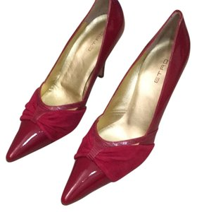 Etro Red Pumps