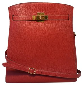 Hermès Kelly Kelly Sport Kelly Rouge Kelly Kelly Shoulder Bag