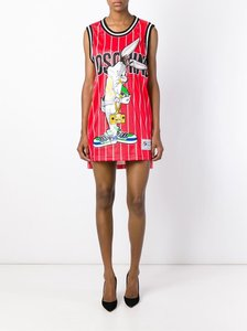 Jeremy Scott short dress Multi-color on Tradesy