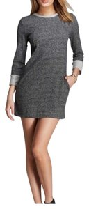 French Connection short dress Charcoal Grey on Tradesy