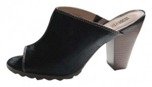 Mossimo Supply Co. black/tan Wedges
