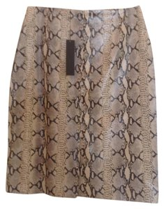 Isda & Co. Skirt Taupe/black