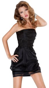 Jovani Evening Sweetheart Mini Dress