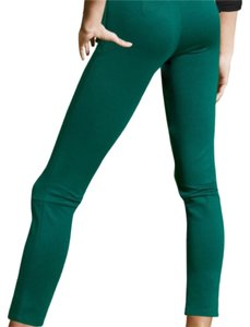 H&M Slim Fit Skinny Pants Emerald Green