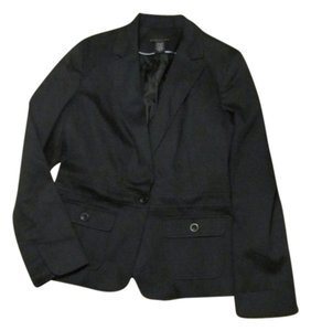 Attention Black Blazer