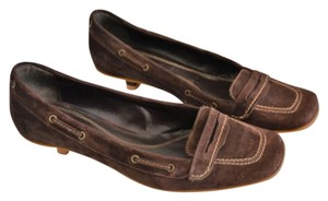 Zara Brown Flats