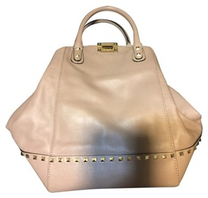 Valentino Satchel in Beigh