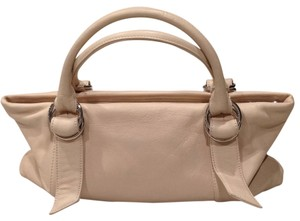 Express Satchel in Creme