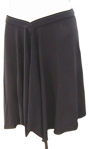 IZ Byer California Asymmetrical Skirt Black