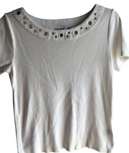 Rafaella T Shirt White