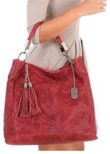 Morellini Satchel in Red