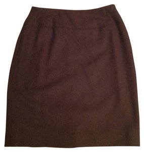 Jones New York Skirt Dark brown