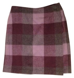 Style & Co Skirt Purple