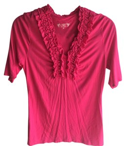 Cato Top Hot Pink